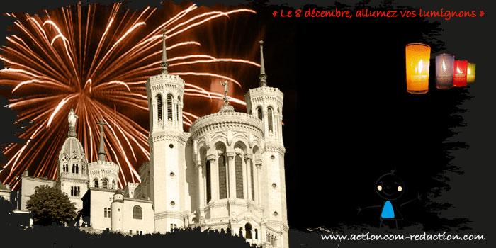 illuminations 8 décembre Lyon